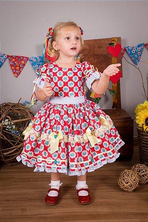 Vestido Festa Junina- vestidos para festa junina