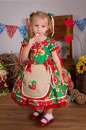 Vestido Festa Julina- vestidos para festa junina