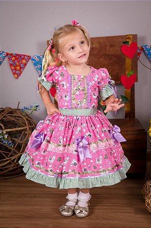 Vestido Para Quadrilha- vestidos para festa junina
