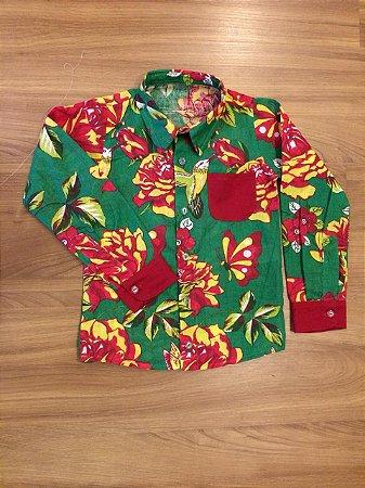 Camisa De Menino Infantil - vestidos para festa junina