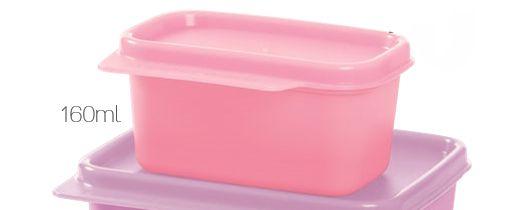 Basic Line Rosa 160ml - Tupperware