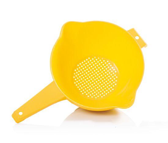 Escorredor Indispensável Amarelo - Tupperware