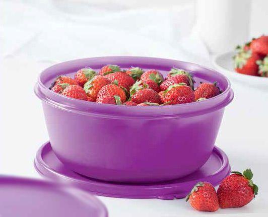 Tigela Visual Violeta 1,5 Litro - Tupperware