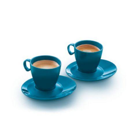 Xícaras Design Turmalina Paraíba 180ml 2 peças - Tupperware