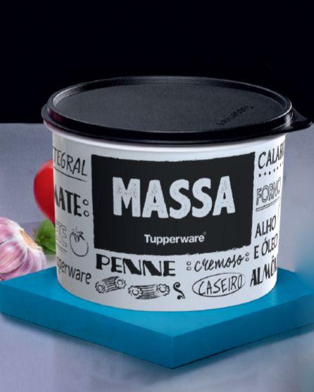 Tupper Caixa Massa PB 2,4 Litros - Tupperware
