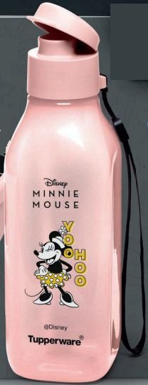 Eco Tupper  Quadrada  Minnie Retrô 500ml - Tupperware