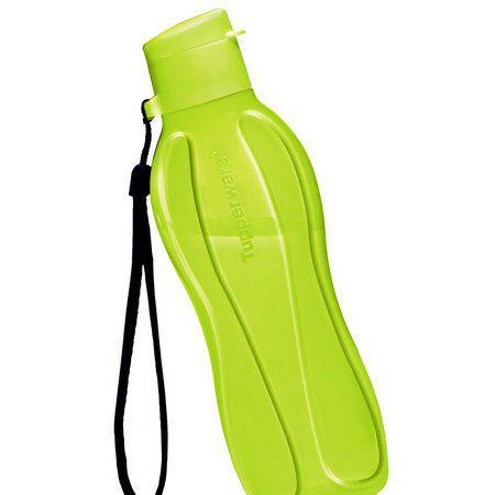 Eco Tupper Garrafa Plus Amarelo Neon 500ml - Tupperware