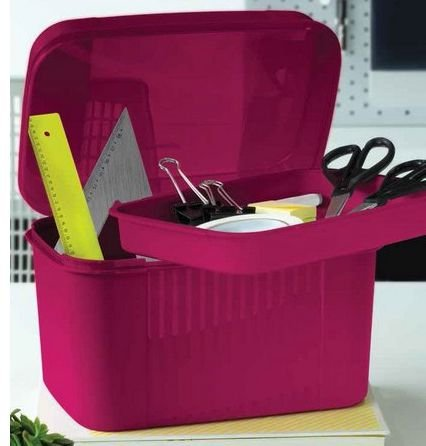 Visual Box com Bandeja 4,5 Litros - Tupperware