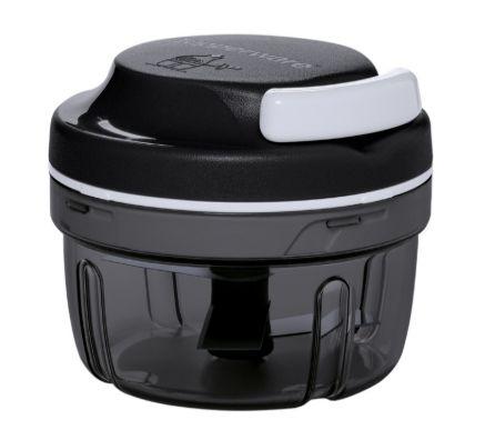 Turbo Chef Preto 300ml - Tupperware
