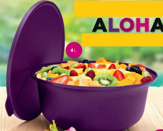 Tigela Aloha 4 L - Tupperware