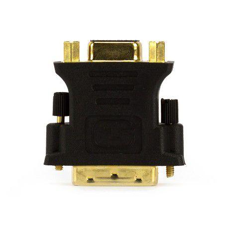 Adaptador DVI para VGA -preto