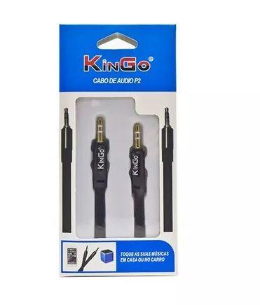 Cabo De Audio P2 auxiliar - King Go