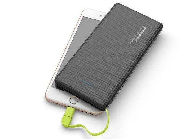 Powerbank Pineng 10000mah | Carregador Portátil Slim | Pn-951