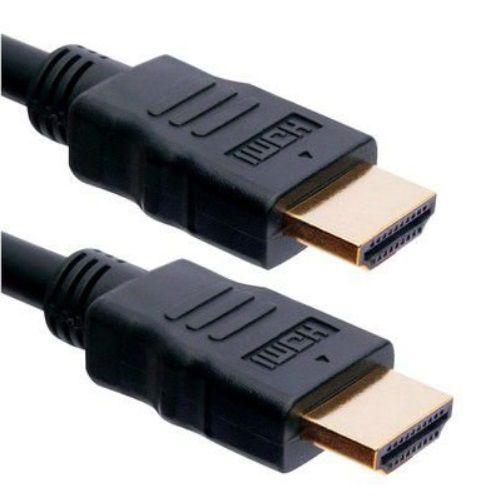 Cabo HDMI 2.0 - 4K, Ultra HD, 3D, 19 Pinos  0,50 centímetros - Redcabos