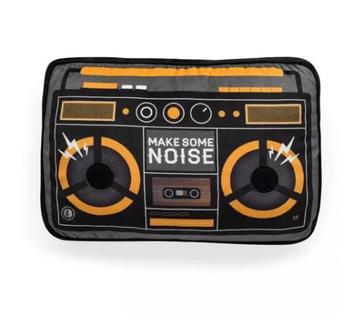 Almofada Massageadora Speaker ROCKSTAR - Ludi