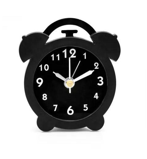 Relógio Despertador - PRETO Ludi