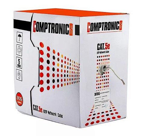 Caixa de Rede CAT5e UTP Network Comptronics de 305 metros