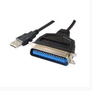 Cabo Conversor USB 2.0 para Paralelo Impressora IEEE1284