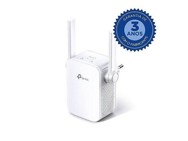 Repetidor de Sinal  Wi-Fi Tp-link- 300mbps - Tl-wa855re