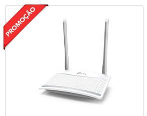 Roteador Wireless N 300mbps Ipv6 Tl-wr820n - Tp-link
