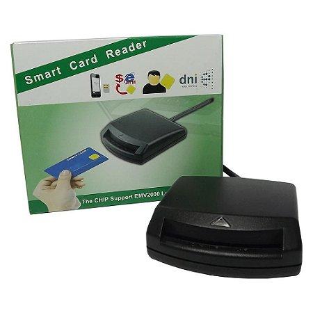 Leitor de Smart Card  CNPJ, CPF - JC-LT-ATM