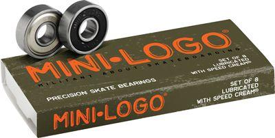Comprar Rolamento Skate Minilogo Precision Frete Gratis