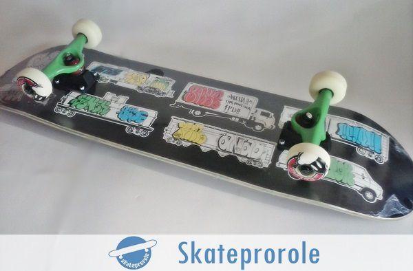 Compre skate completo black sheep profissional Frete grátis