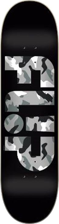 Comprar shape skate Flip odyssey logo camo grey