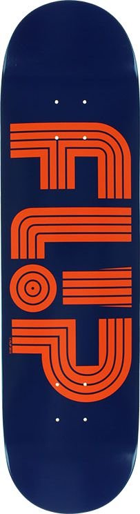 flip shape skate odyssey logo tube navy team-32-31-x-82-5