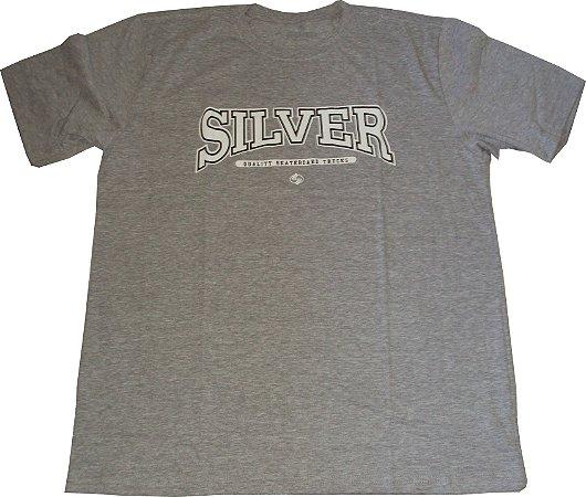 Camisa Silver Trucks Cinza Tam G