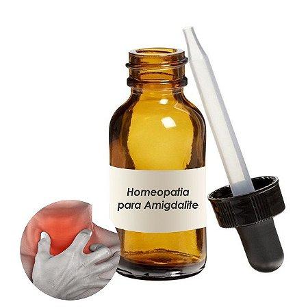 Homeopatia para Amigdalite