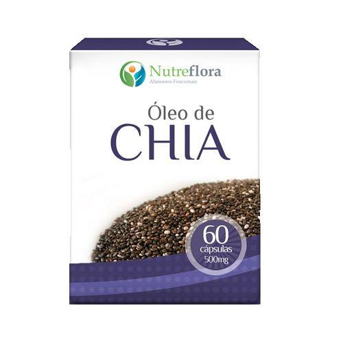Oleo de Chia 500mg
