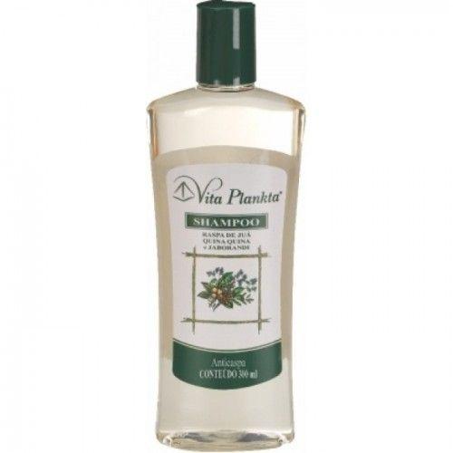 Shampoo de Jaborandi