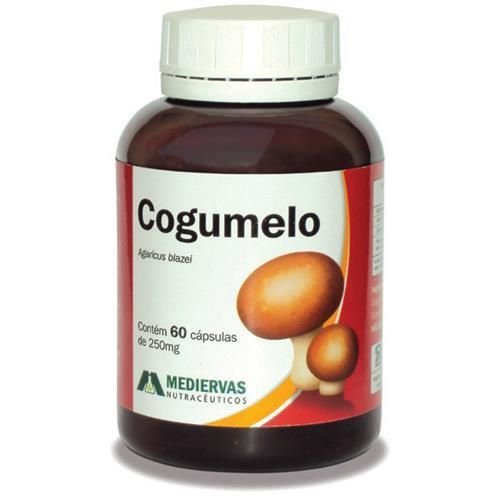 Cogumelo 250mg