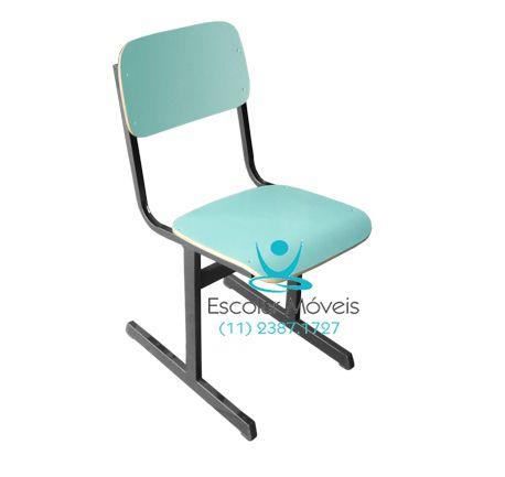 Cadeira Escolar Infantil em Formica  20X40