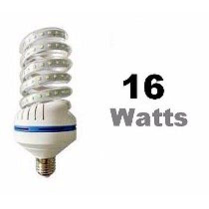 LAMPADA LED ESPIRAL 16 W  BIVOLT