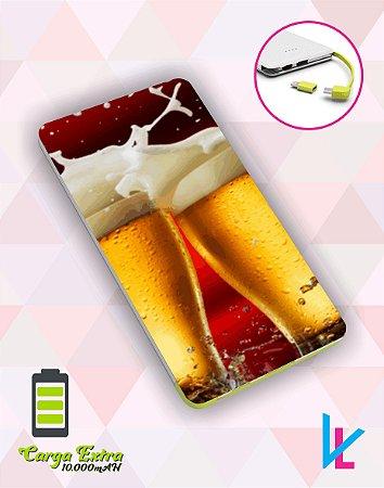 Carregador Portátil - Cerveja 2