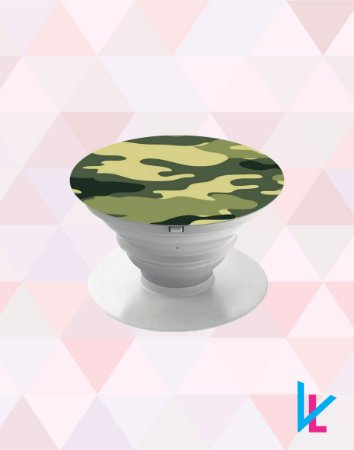 Pop Socket - Camuflada Verde