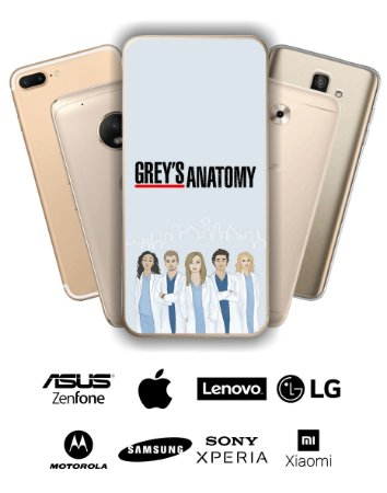 CAPINHA - GREYS ANATOMY