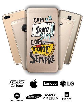 CAPINHA - COM SONO SIM COM FOME SEMPRE