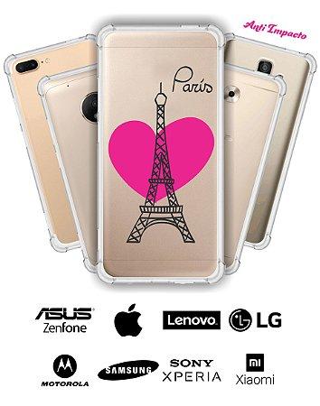 CAPINHA ANTI IMPACTO - LOVE PARIS