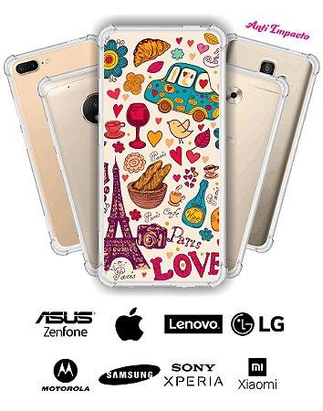 CAPINHA ANTI IMPACTO - LOVE PARIS 2