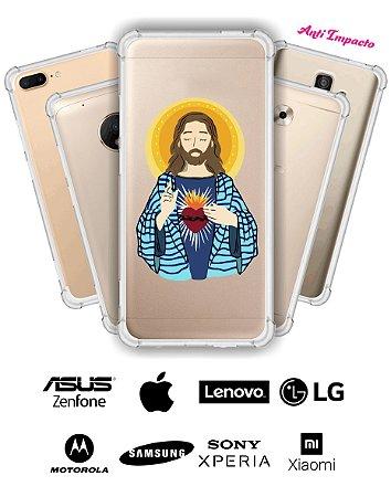 CAPINHA ANTI IMPACTO - JESUS