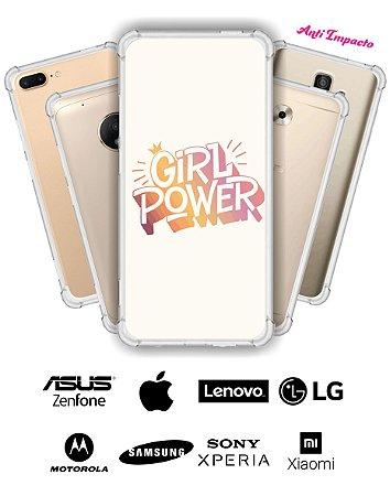 CAPINHA ANTI IMPACTO - GIRL POWER