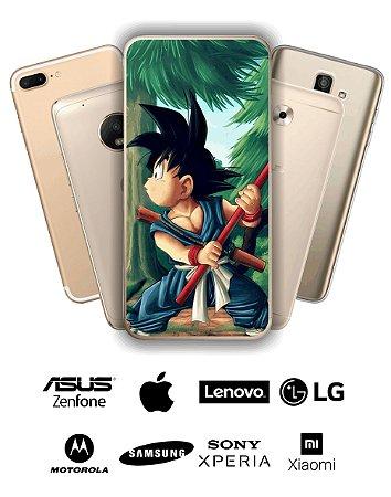 Capinha - Goku 3 Dragon Ball