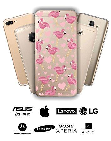 Capinha - Flamingos