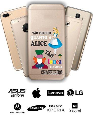Capinha - Alice Chapeleiro