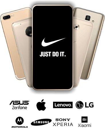 Capinha - Nike Just do It