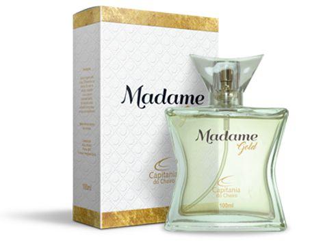 Madame Gold Deo Colônia 100ml