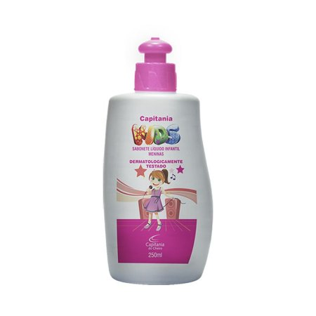 Sabonete Líquido Kid´s Meninas 250 ml
